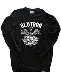 Viking Shirts BLUTADLER Fürchtet die nordische Wut und die Rache der Väter Blutaar T-Shirt