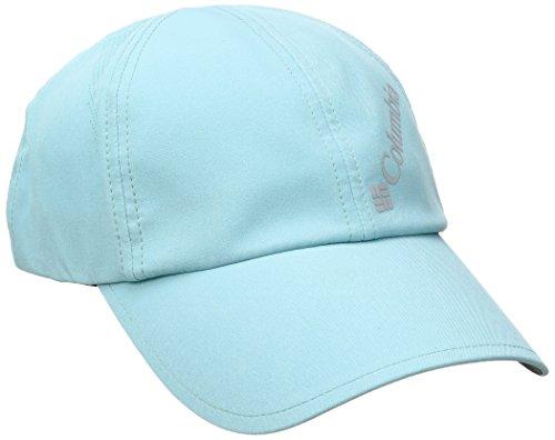 Columbia Damen Silver Ridge Ball Cap Kappe, Größenverstellbar, Einheitsgröße, hellblau (iceberg), CL9016 (Ball-kappe Damen)