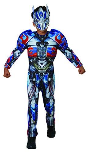 Super Kostüm Ls - Rubies 3630998 Kostüm, Jungen, blau