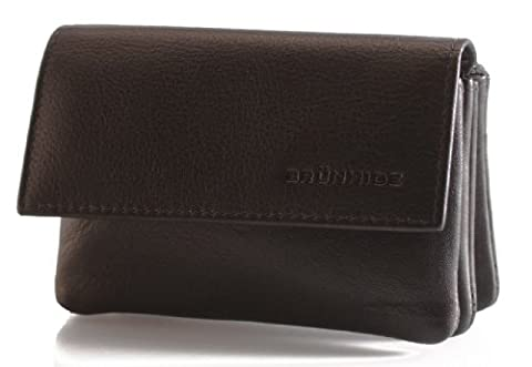 Brunhide Genuine Womens Small Leather Coin Purse # 206-300 -