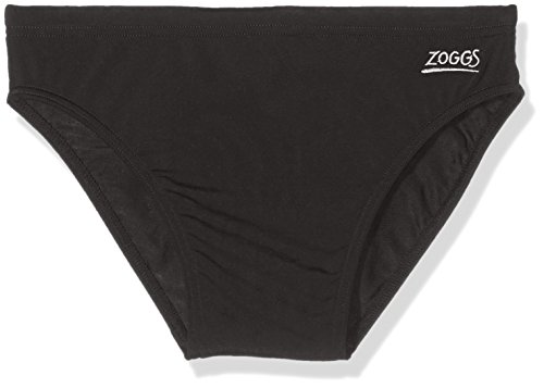 Zoggs Cottesloe Racer Badehose für Kinder 8 Jahre schwarz