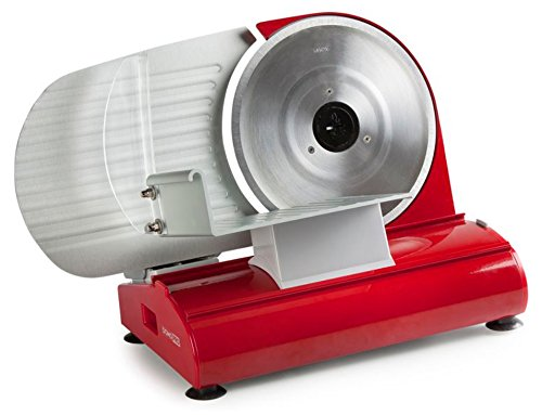 Domo DO522S Elettrico 200W Rosso affettatrice