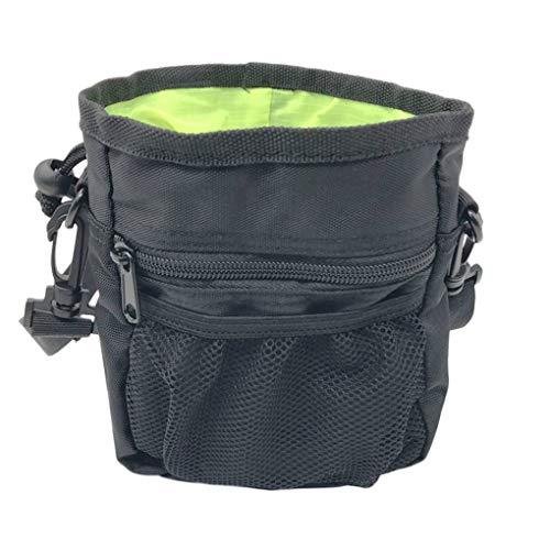 Hundetraining Saures Tasche Pet Pouch Welpen Snack Belohnung Waist Container Trainings Carry-Halter-Taschen Regard