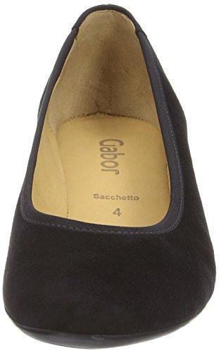Gabor Shoes 25.360.17 Damen Pumps, Schwarz (schwarz), 38.5 EU (5.5 UK) EU -