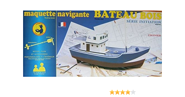 Soclaine Maquette Le Thonier Amazon Fr Jeux Et Jouets