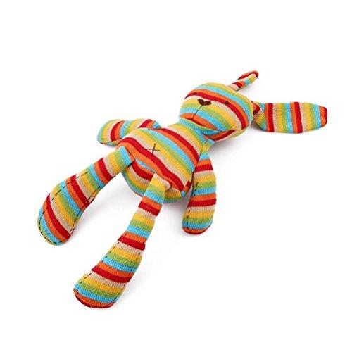 yeahibaby giocattolo coniglio bambino giocattolo bambino in peluche a forma di coniglio