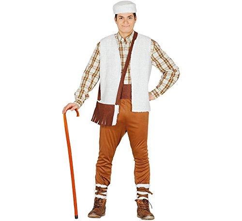 Feld Schäfer Kostüm für Erwachsene Kit