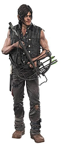 The Walking Dead Daryl Dixon 7 Inch Action Figure by Unknown - Figure Dixon Action