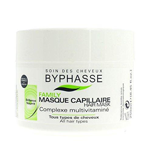 Byphasse Masque Capillaire Extraits de Jojoba et Kératine