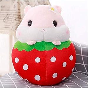 RKZM Cute Hamster Toys Cartoon