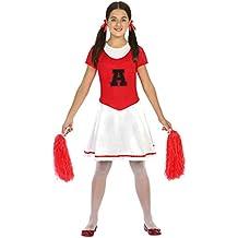 Atosa 20357–animadora, chica Disfraz, tamaño 116