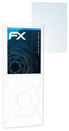 atFoliX Displayschutzfolie für Medion Life P85111 (MD87295) Schutzfolie - 3 x FX-Clear kristallklare Folie