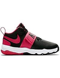 best cheap 7b2e8 5a168 Nike Team Hustle D 8, Chaussures de Basketball garçon