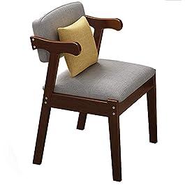 Fauteuil à bascule en bois – Fauteuil à bascule relaxant, petit canapé en rotin pour la maison, les loisirs, le balcon…