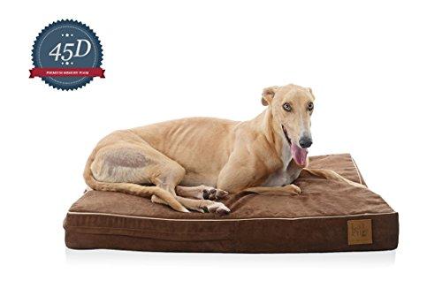 Laifug letto ortopedico memory foam per cani/animali...