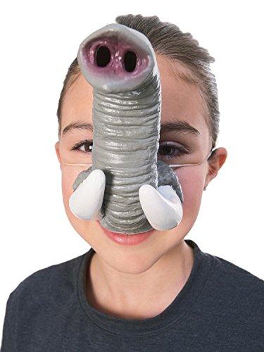 Rubie 's Offizielles Stecker Elefant Nase, Erwachsenen-Kostüm–One Size
