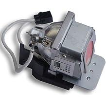 Alda PQ Original, Lámpara de proyector para BENQ MP511 Proyectores, lámpara de marca con PRO-G6s viviendas