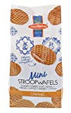 Daelmans Mini Stroopwafels | Caramel Stroopwaffles | Syrup Waffles - 8 g x 25 in a Bag - Great for Sharing with Friends, Family & Colleagues