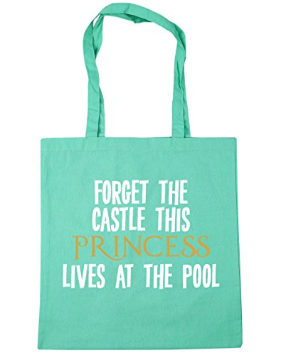 hippowarehouse-forget-the-castle-this-princess-lives-at-the-pool-tote-shopping-gym-beach-bag-42cm-x3