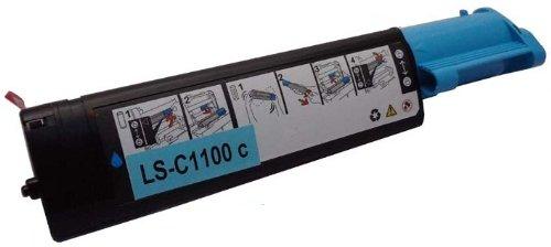 Toner cyan kompatibel für Epson Aculaser C1100