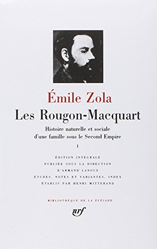 Les Rougon Macquart Tome I [Pdf/ePub] eBook