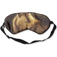 Eye Mask Eyeshade Angry Wolf Sleep Mask Blindfold Eyepatch Adjustable Head Strap preisvergleich bei billige-tabletten.eu