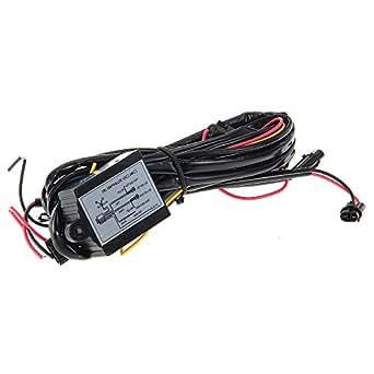 CARCHET Contrôleur Automatique Relais ON OFF Variateur pour LED Diurne Feu Auto