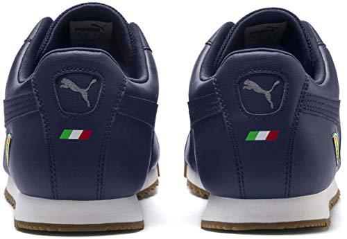 Puma Men s Ferrari Roma Sneaker  Peacoat-Peacoat  10 5 UK