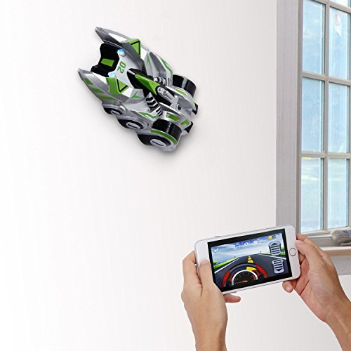 SGILE Bluetooth Coche Trepador de Control Remoto RC Escalar la Pared Coche de Juguete de Carrera