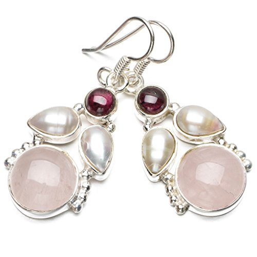 stargemstm-natural-rose-quartzriver-pearl-and-amethyst-925-sterling-silver-earrings-1-1-2