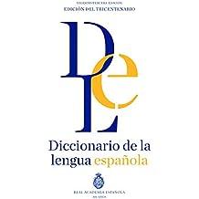 Diccionario de la lengua Española RAE 23a. Edición, 1 vol. (Diccionario Espasa)
