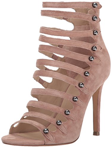 Kendall + Kylie Damen GIAA Sandalen mit Absatz, Blush, 40 EU (Blush Pink Kleid Schuhe)