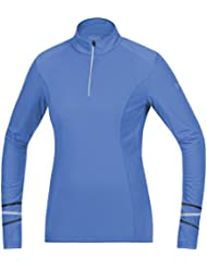 GORE RUNNING WEAR Damen Warmer Thermo-Langarm-Lauf-Jersey, GORE Selected Fabrics, MYTHOS LADY 2.0 Thermo Shirt long, SMYTTL
