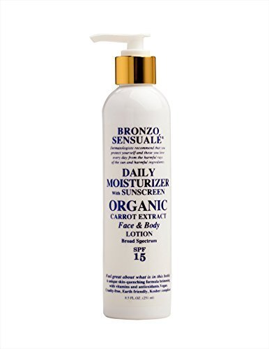 bronzos-daily-moisturizer-with-spf-15-carrot-lotion-85-oz-by-bronzo-sensuale-international