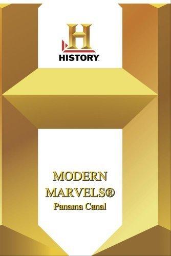 Preisvergleich Produktbild History -- Modern Marvels Panama Canal