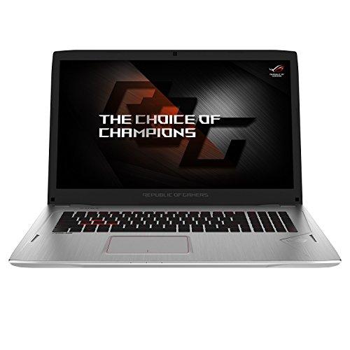 "Asus ROG GL702VM-GC434T PC portable Gamer 17"" Full HD Gris titanium (Intel Core i7, 8 Go de RAM, Disque Dur 1 To + SSD 256 Go, Nvidia GeForce GTX 1060 6G, Windows 10)"