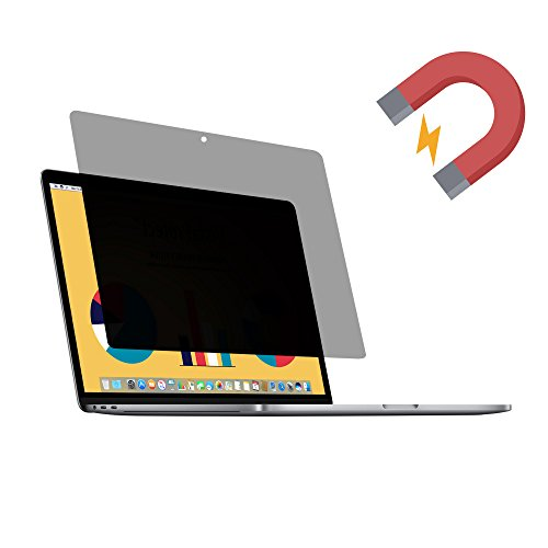 """VistaProtect – Premium Magnetische Blickschutzfilter, Privacy Filter, Blickschutzfolie für Apple MacBook Pro 15""""(2012 - Mitte 2016) (Privacy Filter Für Lcd-monitor)"""