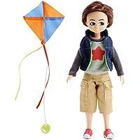 Puppe Junge Lottie LT064 Kite Flyer Finn - Puppen Zubehör Kleidung Puppenhaus Spieleset - Zubehör Kleidung Puppenhaus Spieleset - ab 3 Jahren