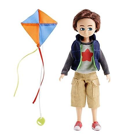 Kite Flyer Finn - Boy Doll by Lottie