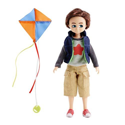 Lottie Puppe Junge LT064 Kite Flyer Finn - Puppen Zubehör Kleidung Puppenhaus Spieleset - Zubehör Kleidung Puppenhaus Spieleset - ab 3 Jahren