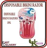 Desposable Bikini Razors by Rolls Razor