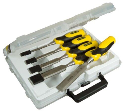comprare on line Stanley, Set 5 scalpelli da legno. prezzo