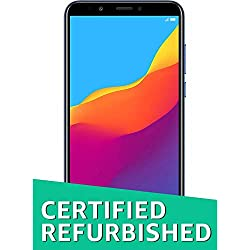 "(CERTIFIED REFURBISHED) Honor 7C Blue (5.99"" FullView Display, 32GB)"