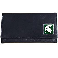 NCAA Michigan State Spartans Women's Leather Wallet