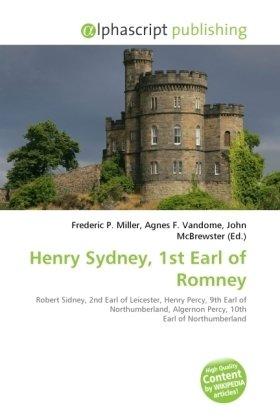 Henry Sydney, 1st Earl of Romney