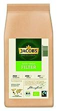 Jacobs Professional Good Origin Filterkaffee, 1kg, gemahlen, 100% Fairtrade und Bio-zertifiziert