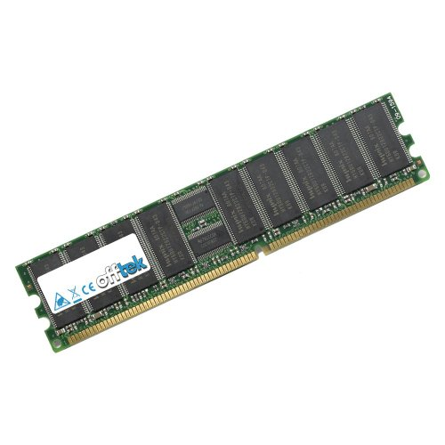 2x512mb Speicher-modul (Speicher 1GB Kit (2x512MB Modules) RAM für iWill H2B02 2P Infiniband Server (PC2100 - Reg))