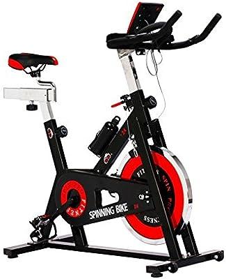 SG-Bicicleta spinning SG24 regulable de 24 kg de disco de inercia