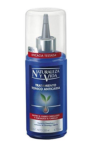 Naturaleza y Vida Tratamiento Preventivo Anticaída Tónico Capilar - 200 ml