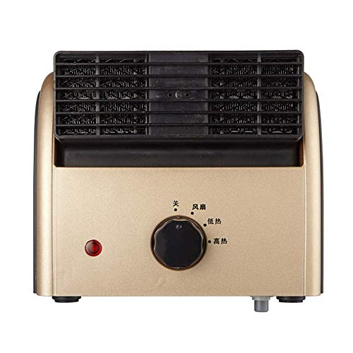 SEESEE.U Elektroheizungen Mini-Heiz- und Kühlgeräte Dual-Use-Lüfter Home Office Ausschalten Energiesparend
